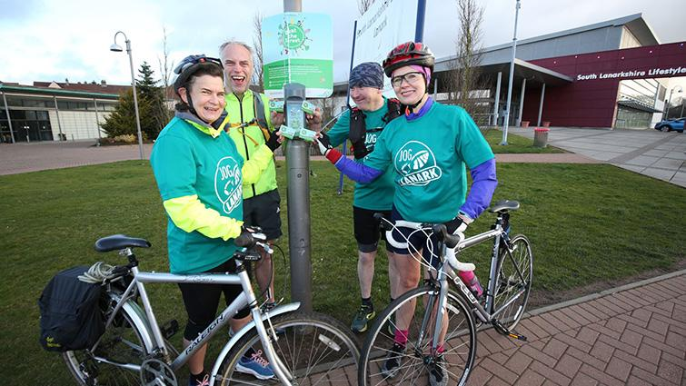 It's official - Beat the Street helps get East Kilbride healthy