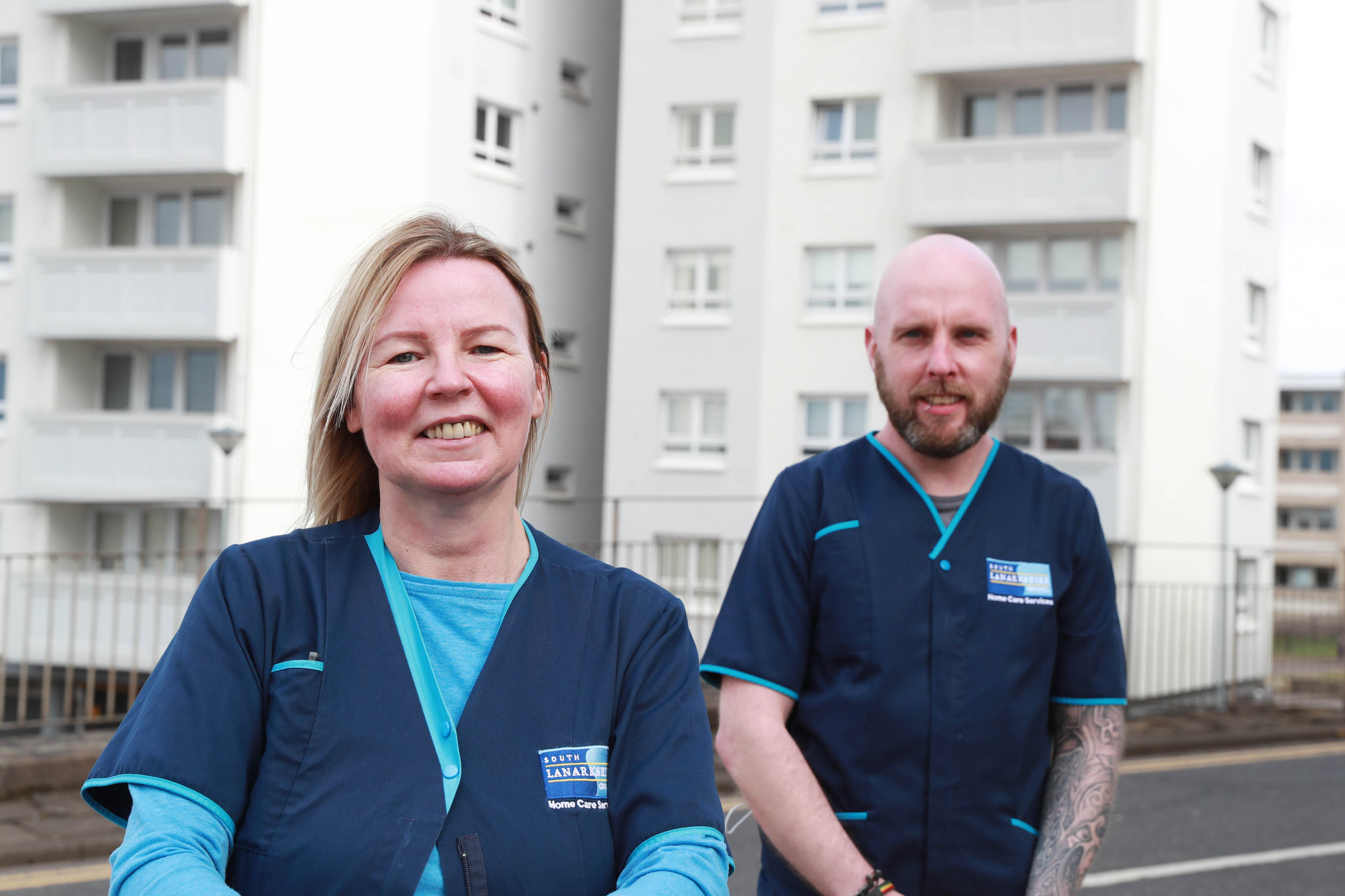 Praise for dedicated Care at Home staff