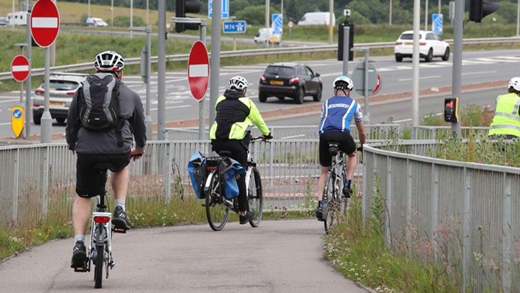 Active travel survey to boost cycling and walking