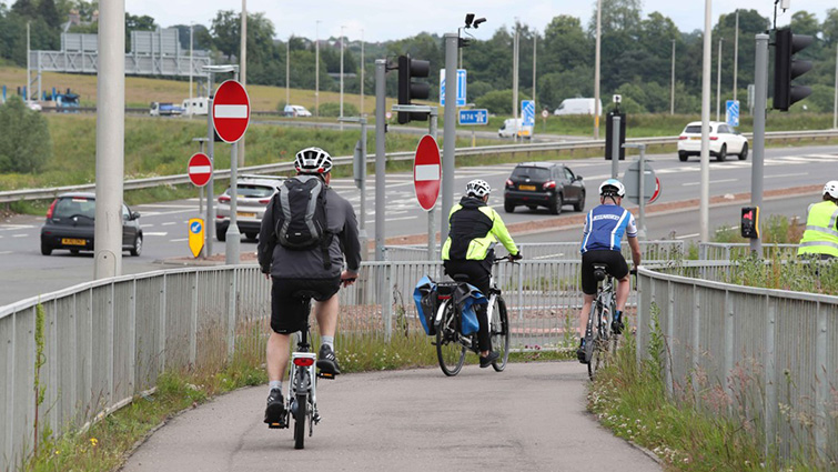 Have your say on active travel