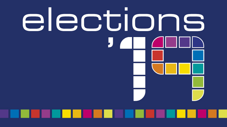 Logo for the 2019 General Election