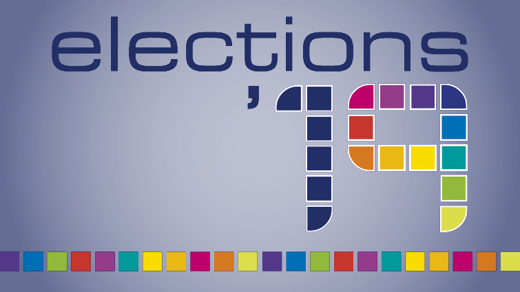 Elections 2019 logo