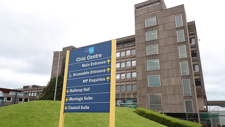 EK Civic Centre