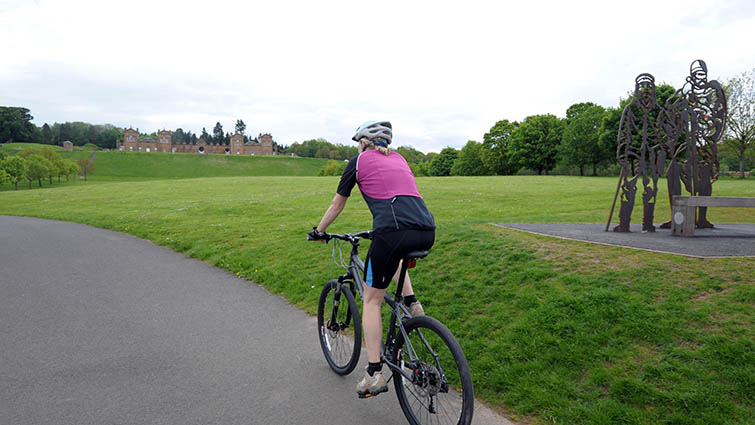 The council is looking for residents views on cycling and walking.