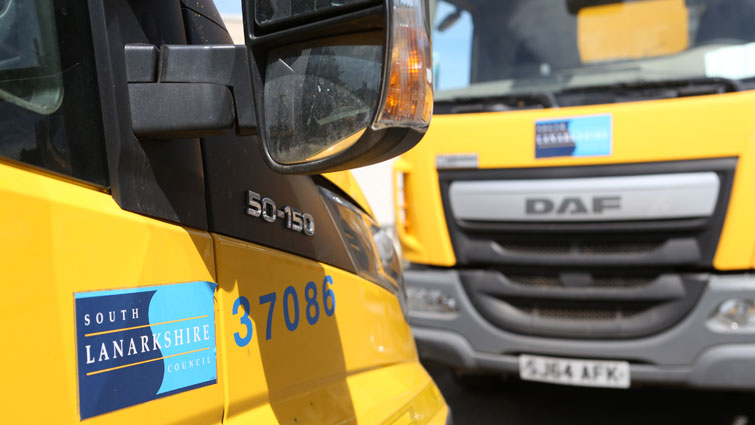 council trucks